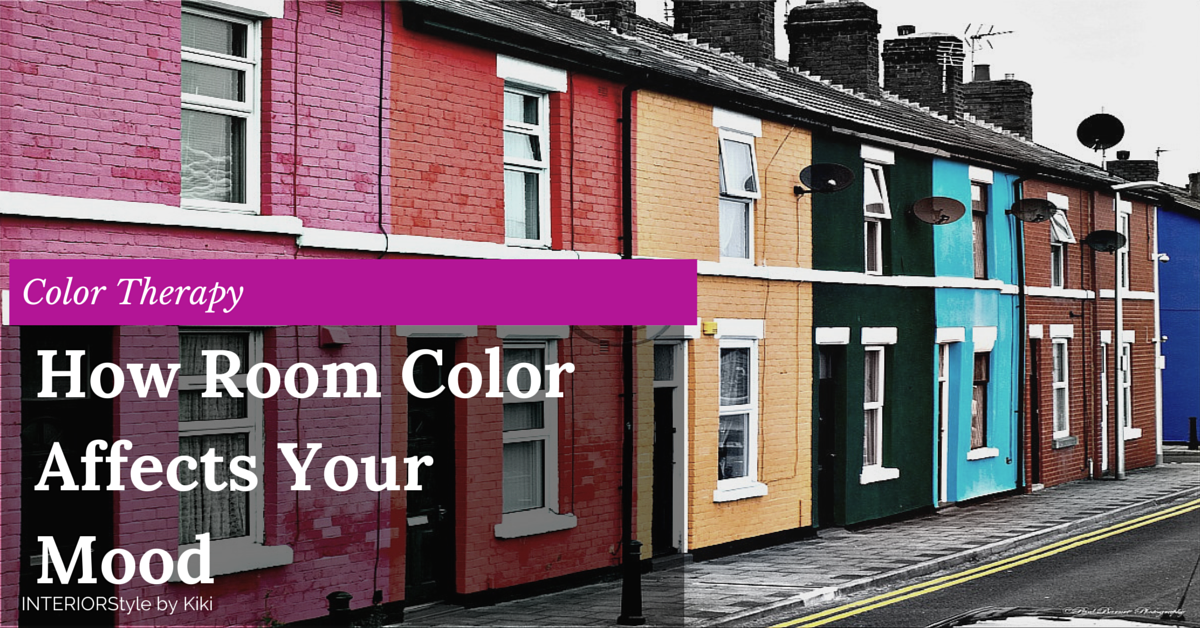 Color therapy how room color affects your mood interiorstyle by kiki - Room color affects mood ...