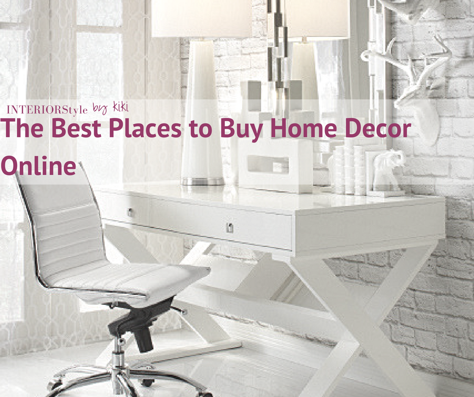 The Best Places To Buy Home Decor Online
