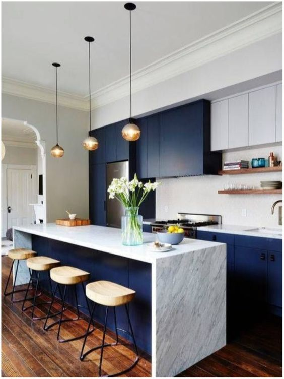 navy-and-white-kitchen-decorating-trends